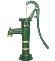 5 No Water Hand Pumps